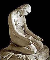 Antonio Canova - Maddalena penitente.