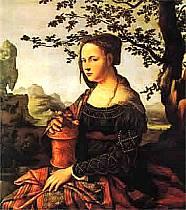 Jan Van Scorel - Maria Maddalena