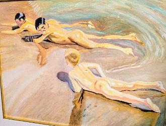 Artista socio del Centro d'Arte Modigliani